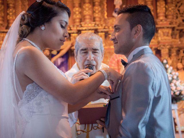 El matrimonio de Óscar y Paula en Gachancipá, Cundinamarca 9