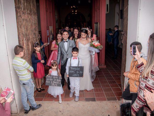 El matrimonio de Óscar y Paula en Gachancipá, Cundinamarca 12
