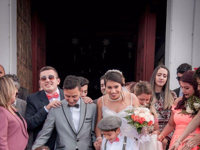 El matrimonio de Óscar y Paula en Gachancipá, Cundinamarca 13