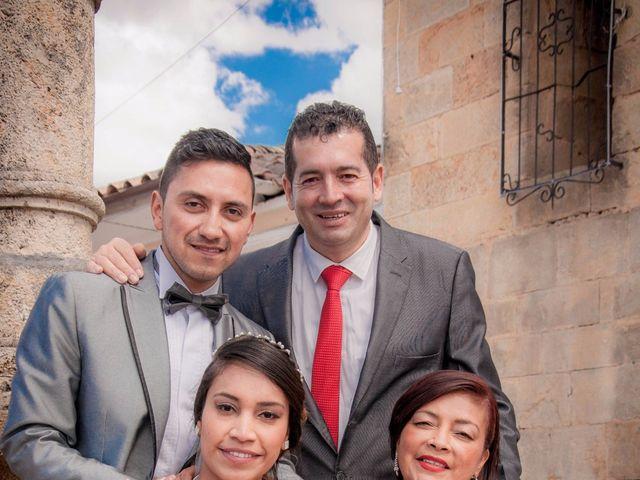 El matrimonio de Óscar y Paula en Gachancipá, Cundinamarca 15