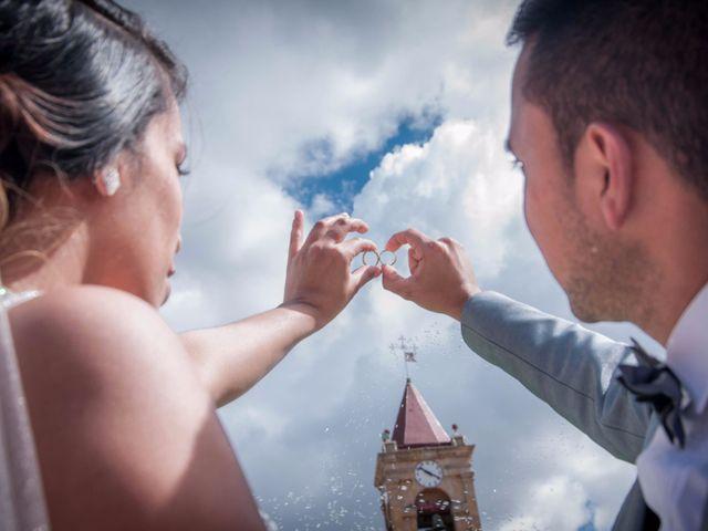 El matrimonio de Óscar y Paula en Gachancipá, Cundinamarca 17