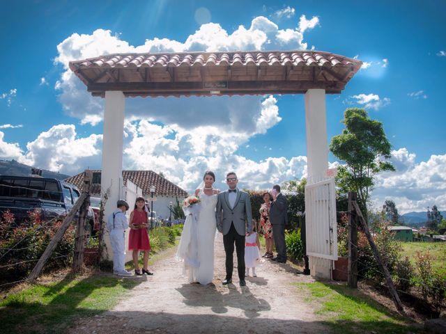 El matrimonio de Óscar y Paula en Gachancipá, Cundinamarca 19