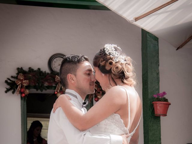 El matrimonio de Óscar y Paula en Gachancipá, Cundinamarca 20
