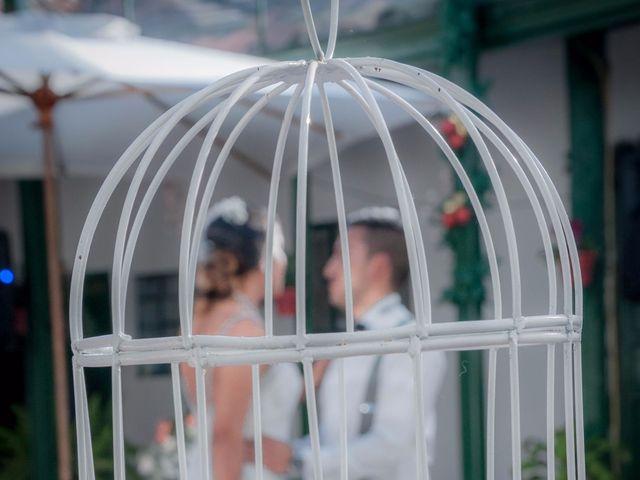 El matrimonio de Óscar y Paula en Gachancipá, Cundinamarca 22