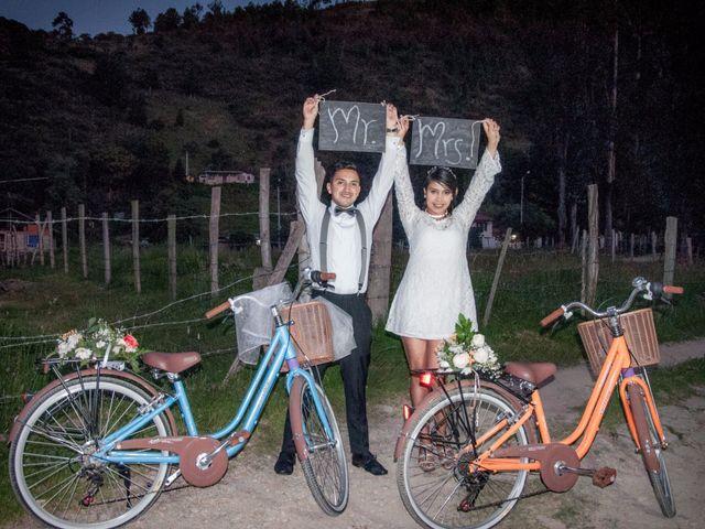 El matrimonio de Óscar y Paula en Gachancipá, Cundinamarca 27