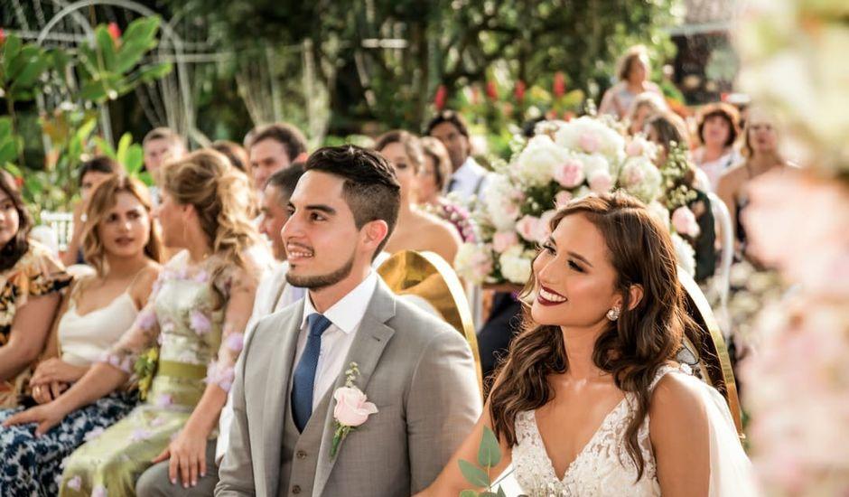 El matrimonio de Daniel  y Angelica  en Jamundí, Valle del Cauca