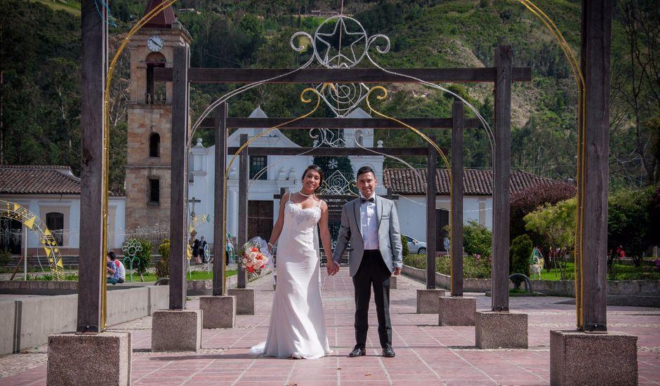 El matrimonio de Óscar y Paula en Gachancipá, Cundinamarca