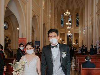 El matrimonio de Daniela y Oswaldo 2
