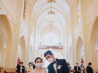El matrimonio de Daniela y Oswaldo 3