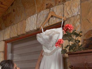 El matrimonio de Carlos y Alexandra 2