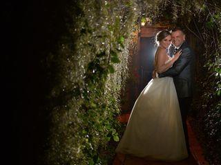 El matrimonio de Carlos y Alexandra