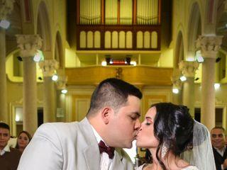 El matrimonio de Griselda y Manuel