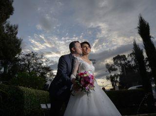 El matrimonio de Janeth y Andres