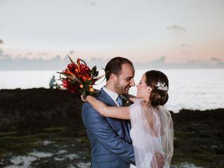El matrimonio de Samir y Alejandra