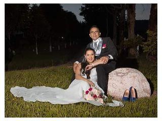 El matrimonio de Adriana  y Luis 1