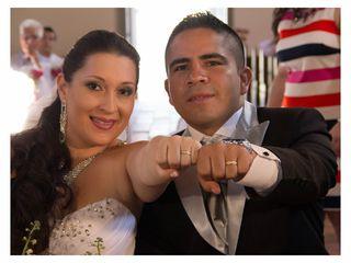 El matrimonio de Adriana  y Luis