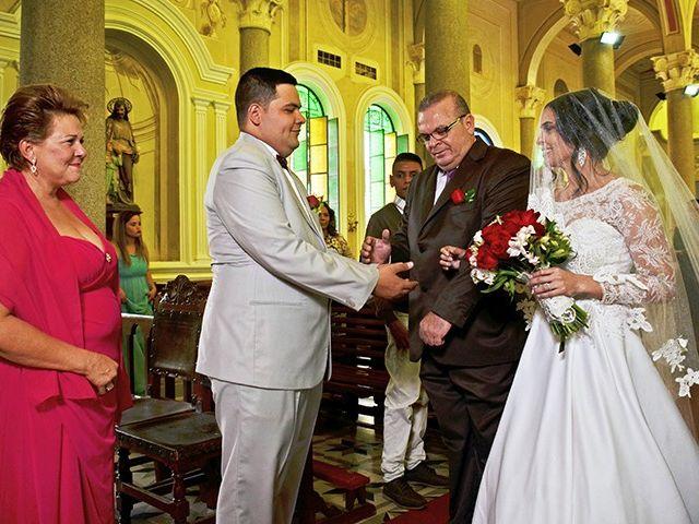 El matrimonio de Manuel y Griselda en Bogotá, Bogotá DC 10