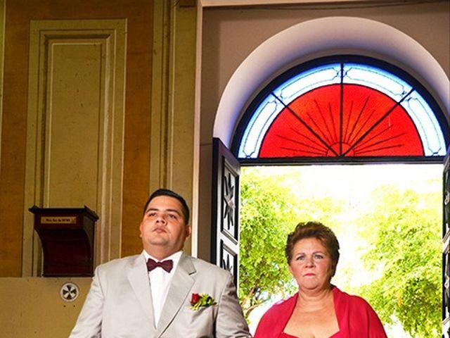 El matrimonio de Manuel y Griselda en Bogotá, Bogotá DC 11