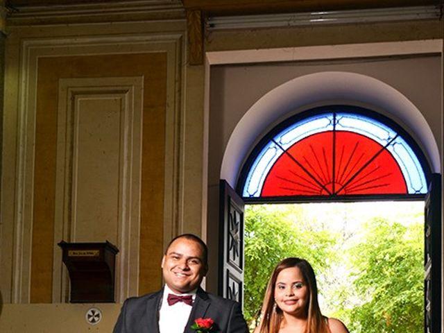 El matrimonio de Manuel y Griselda en Bogotá, Bogotá DC 12