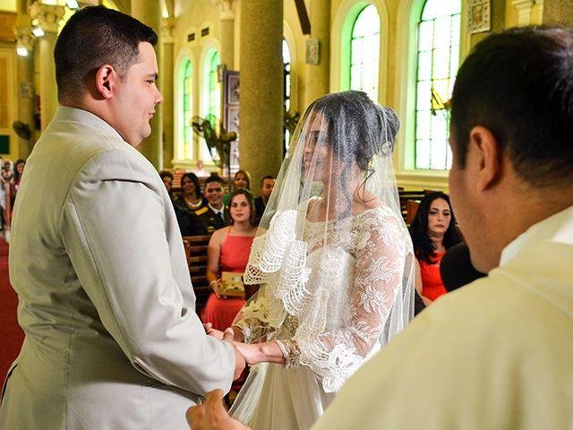 El matrimonio de Manuel y Griselda en Bogotá, Bogotá DC 17