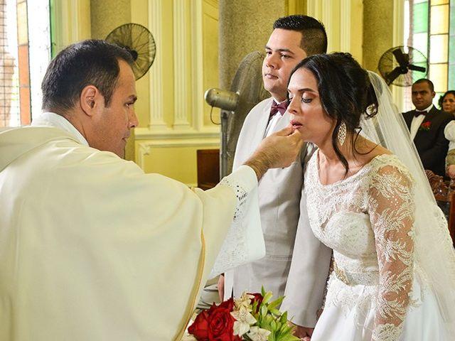 El matrimonio de Manuel y Griselda en Bogotá, Bogotá DC 27