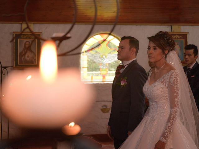 El matrimonio de Andres y Janeth en Subachoque, Cundinamarca 9