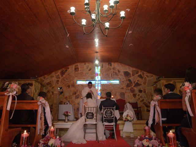 El matrimonio de Andres y Janeth en Subachoque, Cundinamarca 10