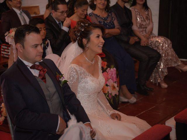 El matrimonio de Andres y Janeth en Subachoque, Cundinamarca 11