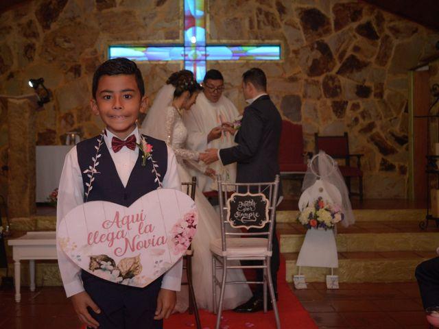 El matrimonio de Andres y Janeth en Subachoque, Cundinamarca 12