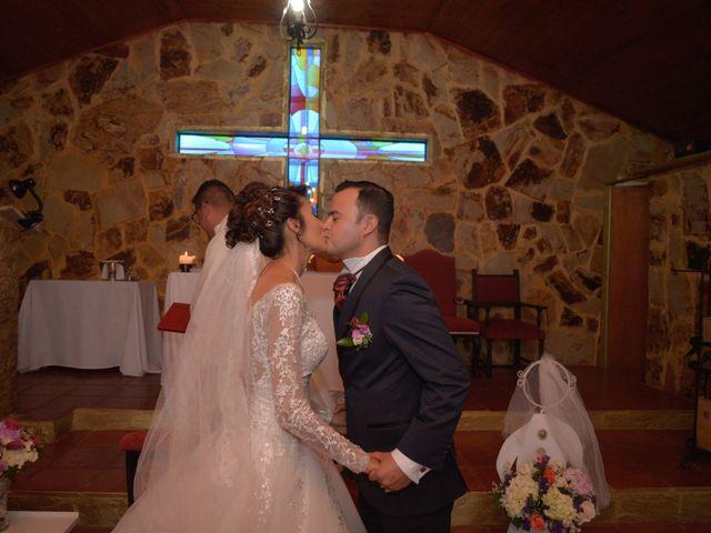 El matrimonio de Andres y Janeth en Subachoque, Cundinamarca 14