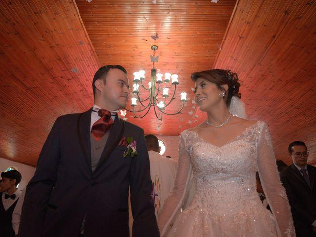 El matrimonio de Andres y Janeth en Subachoque, Cundinamarca 15