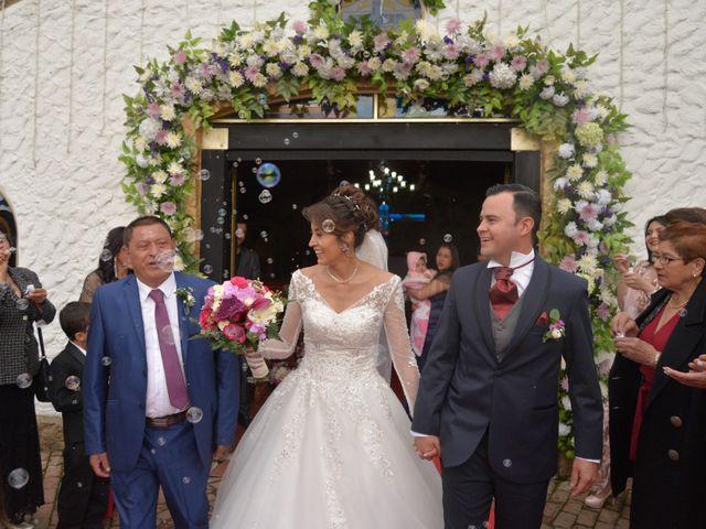 El matrimonio de Andres y Janeth en Subachoque, Cundinamarca 16