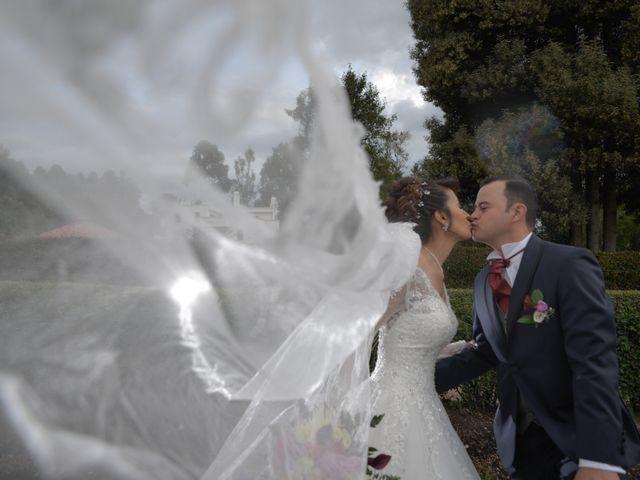 El matrimonio de Andres y Janeth en Subachoque, Cundinamarca 17