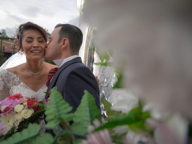 El matrimonio de Andres y Janeth en Subachoque, Cundinamarca 18
