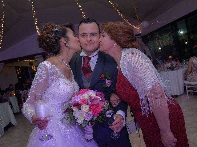 El matrimonio de Andres y Janeth en Subachoque, Cundinamarca 19