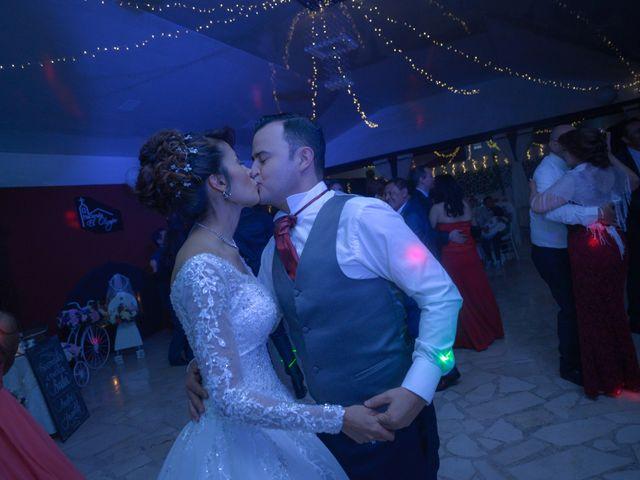 El matrimonio de Andres y Janeth en Subachoque, Cundinamarca 21
