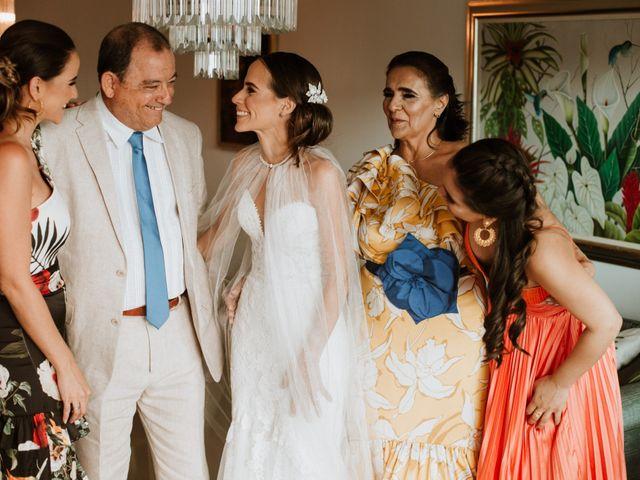 El matrimonio de Alejandra y Samir en San Andrés, Archipiélago de San Andrés 9