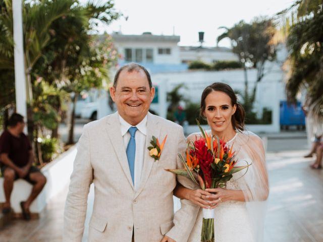 El matrimonio de Alejandra y Samir en San Andrés, Archipiélago de San Andrés 11