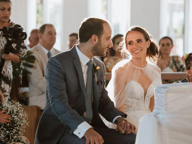 El matrimonio de Alejandra y Samir en San Andrés, Archipiélago de San Andrés 1