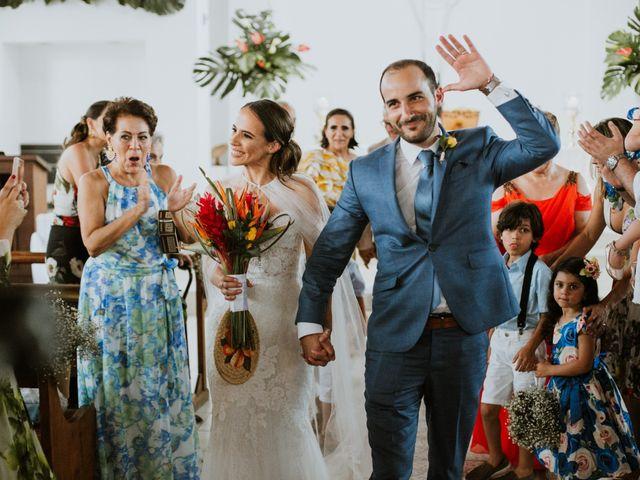 El matrimonio de Alejandra y Samir en San Andrés, Archipiélago de San Andrés 18