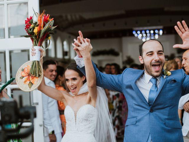 El matrimonio de Alejandra y Samir en San Andrés, Archipiélago de San Andrés 19