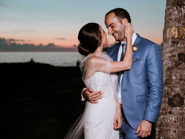 El matrimonio de Alejandra y Samir en San Andrés, Archipiélago de San Andrés 24