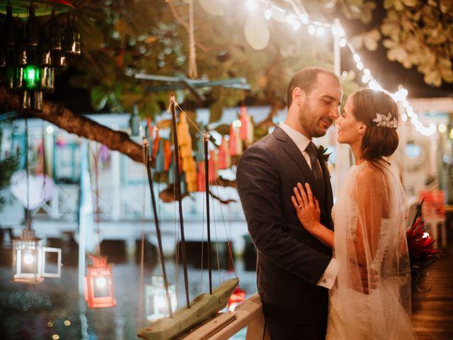 El matrimonio de Alejandra y Samir en San Andrés, Archipiélago de San Andrés 26