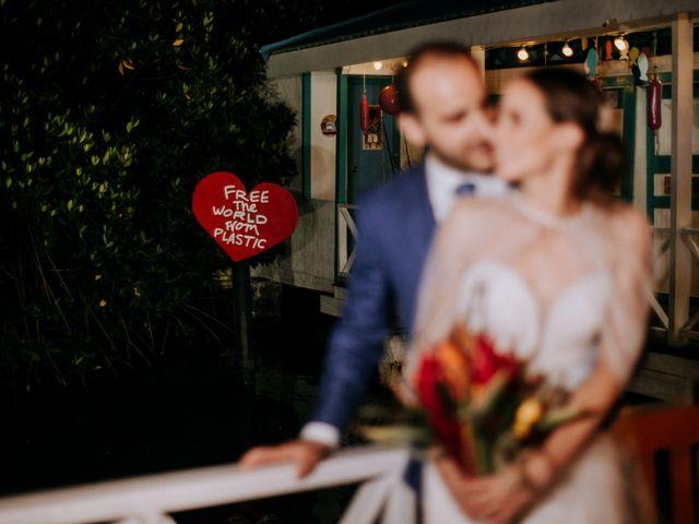 El matrimonio de Alejandra y Samir en San Andrés, Archipiélago de San Andrés 28