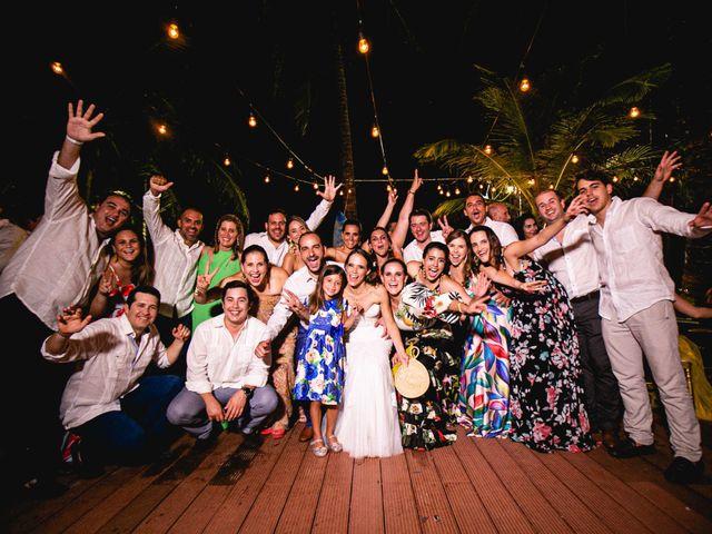 El matrimonio de Alejandra y Samir en San Andrés, Archipiélago de San Andrés 35