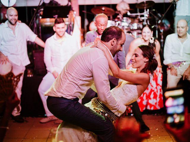 El matrimonio de Alejandra y Samir en San Andrés, Archipiélago de San Andrés 38