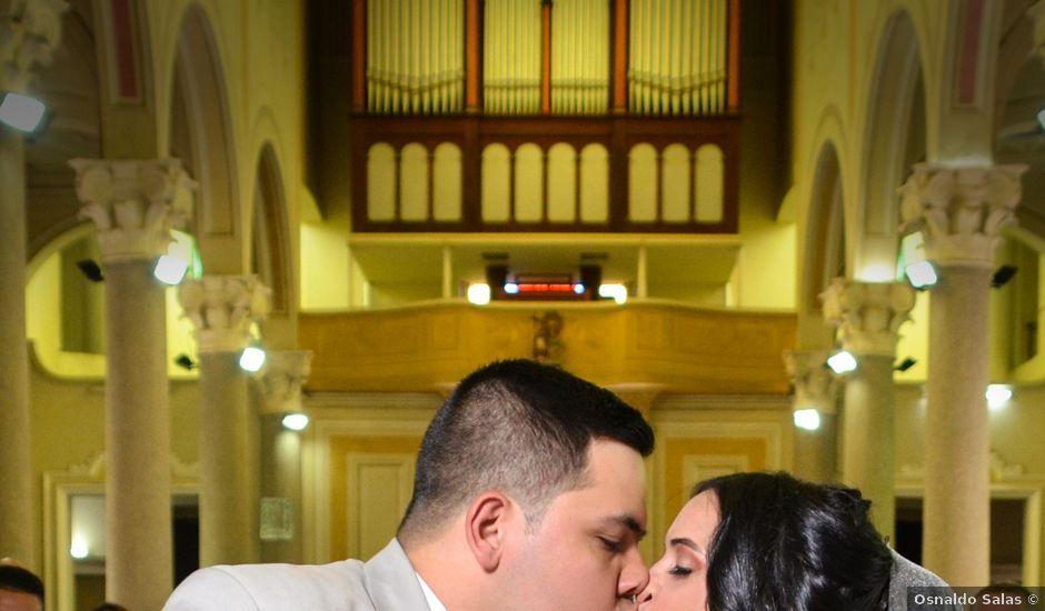 El matrimonio de Manuel y Griselda en Bogotá, Bogotá DC