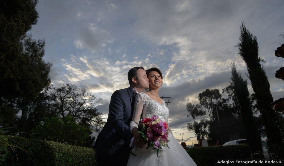 El matrimonio de Andres y Janeth en Subachoque, Cundinamarca
