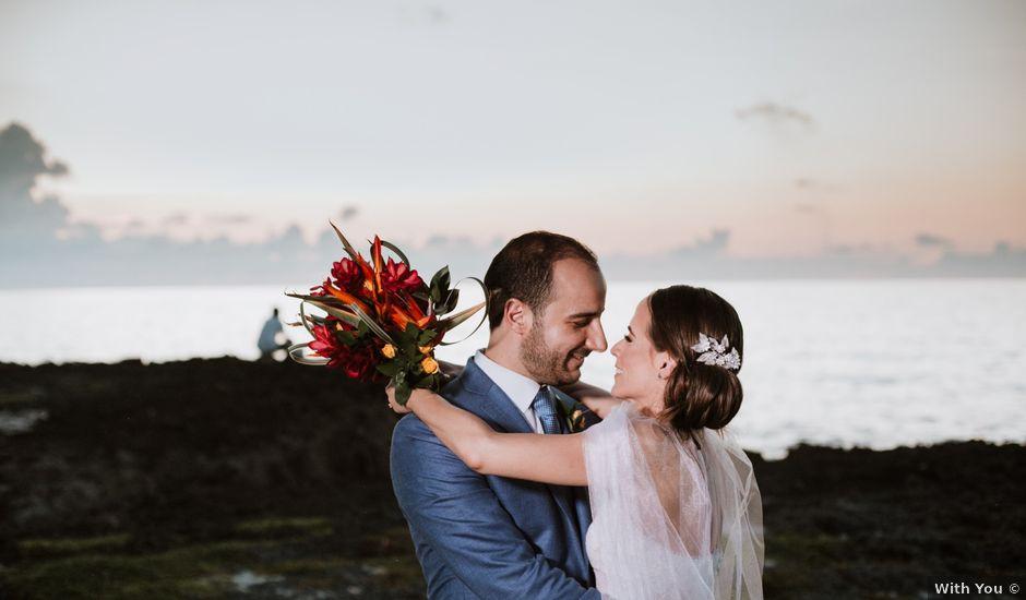 El matrimonio de Alejandra y Samir en San Andrés, Archipiélago de San Andrés
