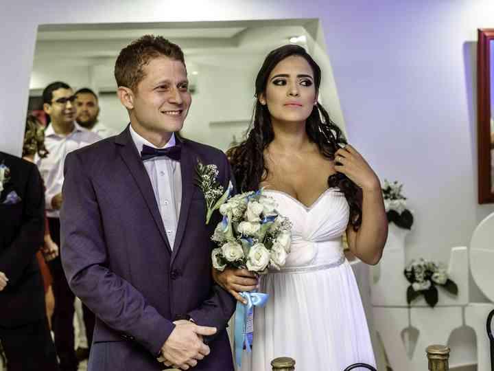 El matrimonio de Marcela y Juan Pablo